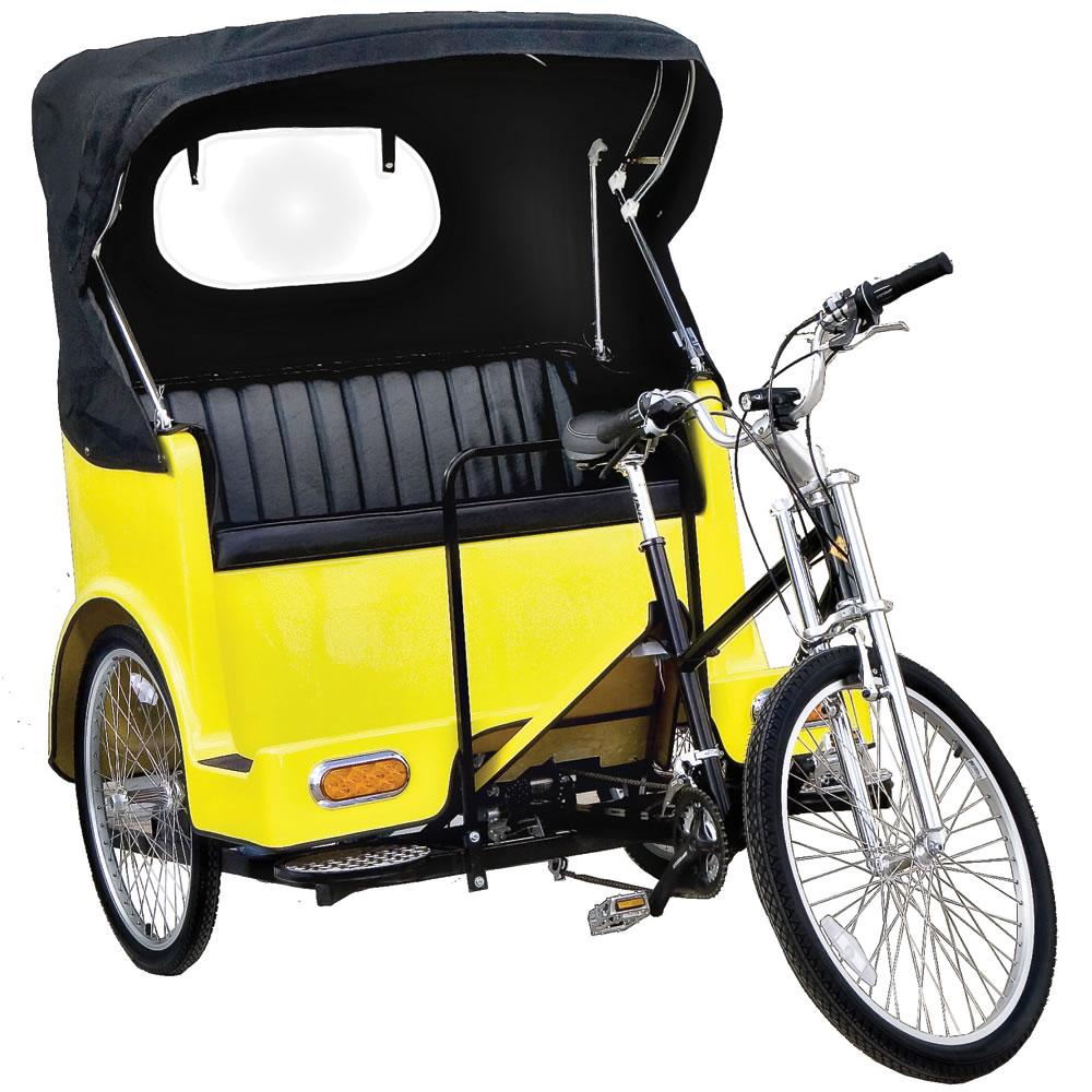 Pedicab Ride Program