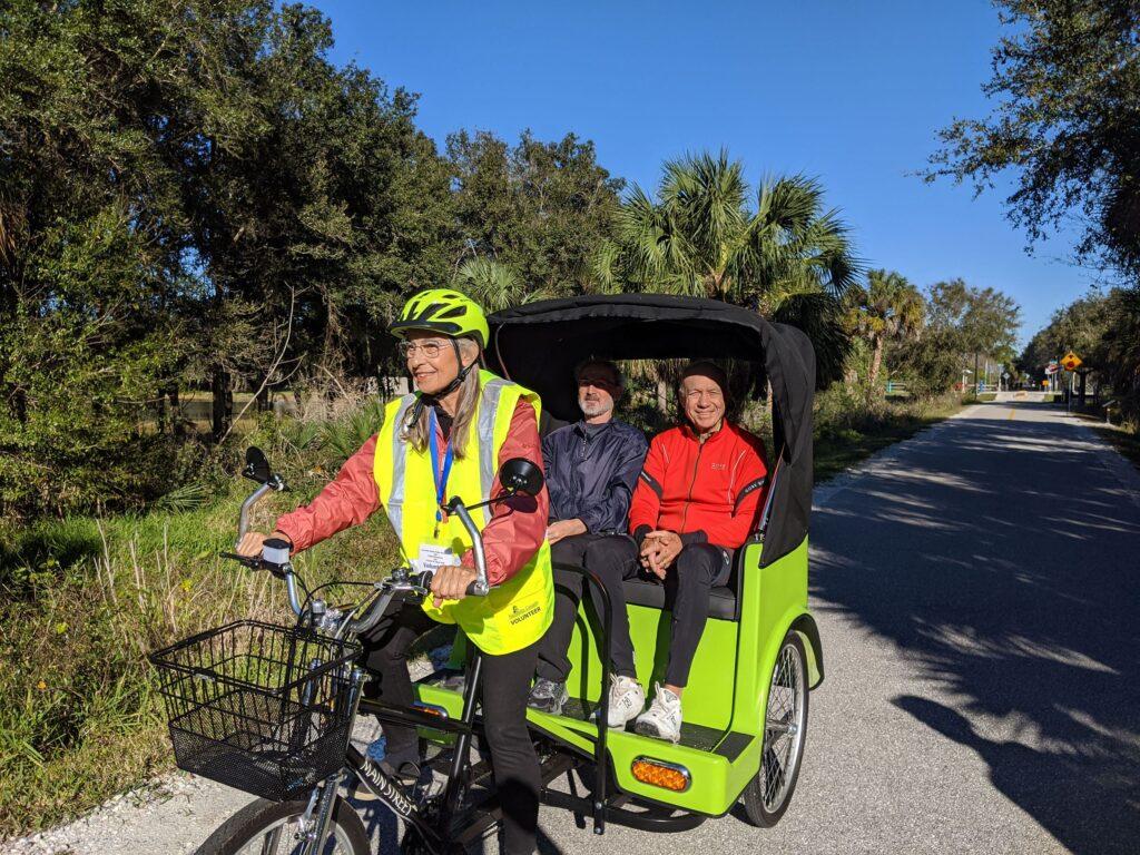 Pedicab Rides